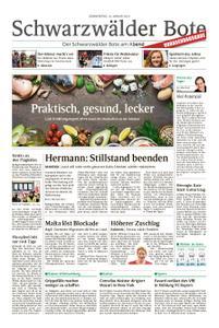 Schwarzwälder Bote Hechingen - 10. Januar 2019