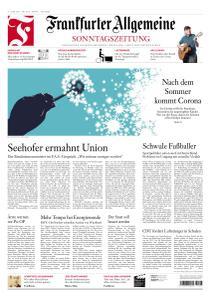 Frankfurter Allgemeine Sonntags Zeitung - 27 Juni 2021
