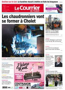 Le Courrier de l'Ouest Cholet – 04 février 2020