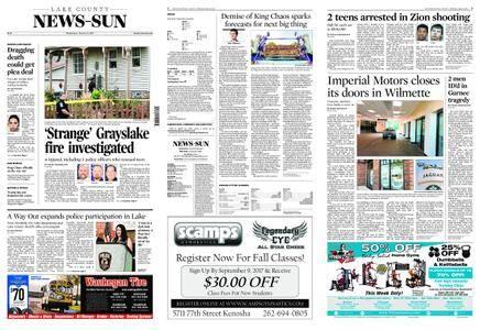 Lake County News-Sun – August 23, 2017