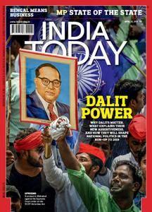 India Today - April 16, 2018