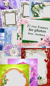 Furukava frames for photos