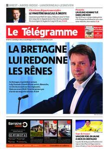 Le Télégramme Brest Abers Iroise – 28 juin 2021