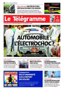 Le Télégramme Concarneau – 27 mai 2020