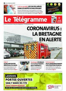 Le Télégramme Guingamp – 29 février 2020