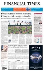 Financial Times USA - September 23, 2020