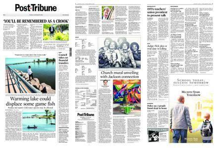 Post-Tribune – September 20, 2018