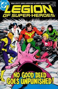 Legion of Super-Heroes v3 019 1986