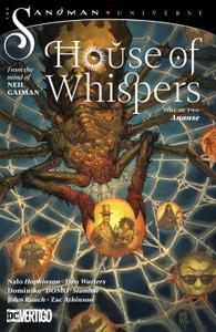 House of Whispers v02-Ananse 2020 digital Son of Ultron
