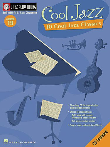 Jazz Play Along Vol. 19 - Cool Jazz