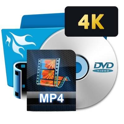 AnyMP4 MP4 Converter 6.2.17 Multilangual Mac OS X