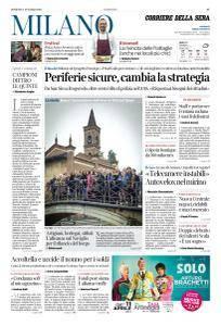 Corriere della Sera Milano - 18 Marzo 2018