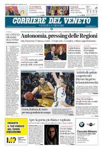 Corriere del Veneto Venezia e Mestre – 27 novembre 2018