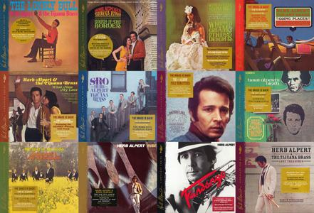 Herb Alpert & The Tijuana Brass - Albums Collection 1962-2015 (18CD)