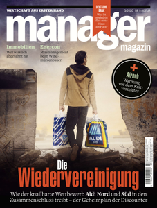 Manager Magazin - März 2020