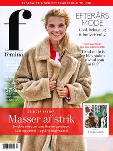 Femina Denmark – 07. oktober 2021