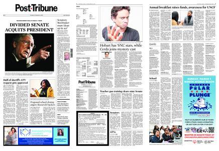 Post-Tribune – February 06, 2020