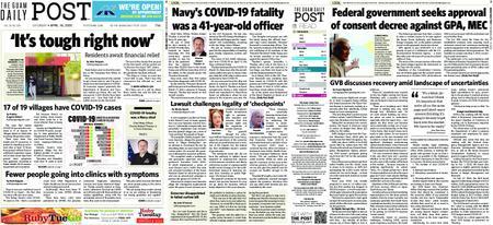 The Guam Daily Post – April 18, 2020