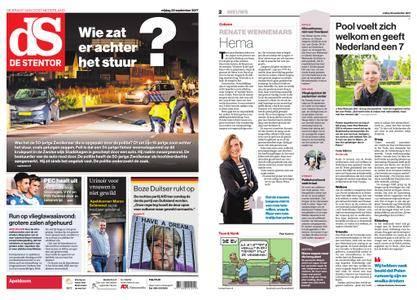 De Stentor - Apeldoorn – 22 september 2017
