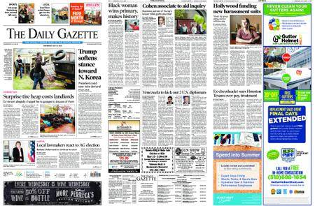 The Daily Gazette – May 23, 2018
