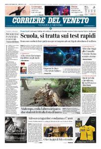 Corriere del Veneto Venezia e Mestre – 26 settembre 2020