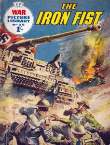 War Picture Library 0025 - The Iron Fist [1959] (Mr Tweedy