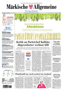 Märkische Allgemeine Westhavelländer - 30. April 2019
