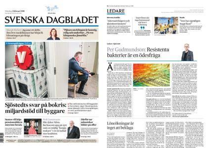 Svenska Dagbladet – 05 februari 2018