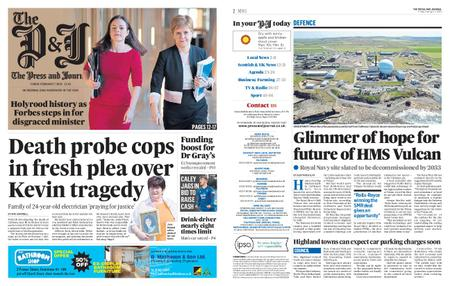 The Press and Journal Moray – February 07, 2020