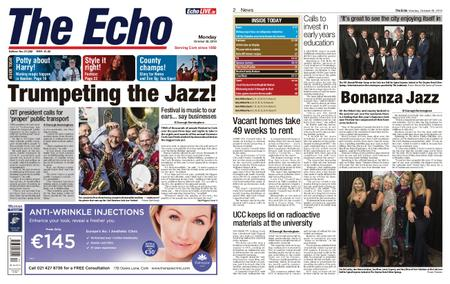 Evening Echo – October 28, 2019