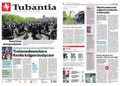 Tubantia - Enschede – 30 april 2019