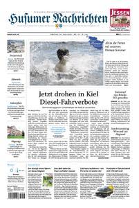 Husumer Nachrichten - 26. Juni 2020