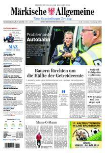 Neue Oranienburger Zeitung - 16. Juni 2018
