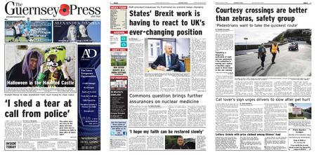 The Guernsey Press – 28 October 2019