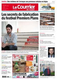 Le Courrier de l'Ouest Angers – 17 janvier 2020