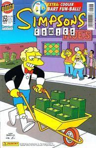 Simpsons Comics 153