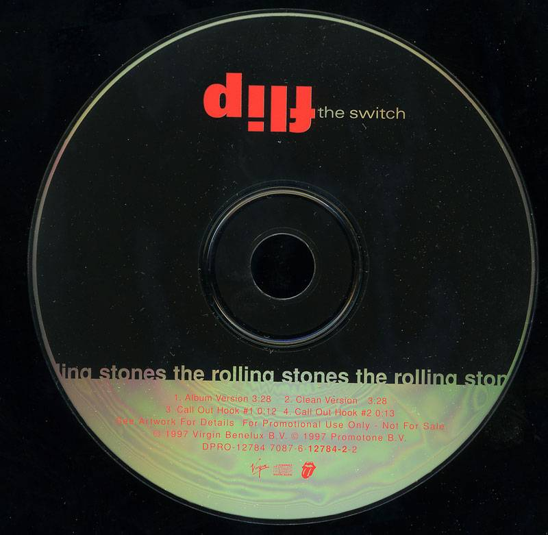 The Rolling Stones - Flip The Switch (1997)