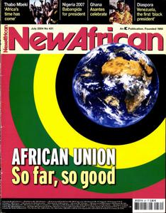 New African - July 2004