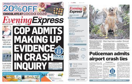 Evening Express – March 20, 2019