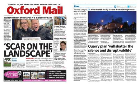 Oxford Mail – March 04, 2020