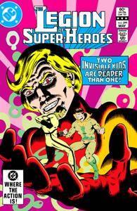 Legion of Super-Heroes 299 digital LP