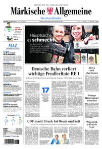 Märkische Allgemeine Westhavelländer - 15. Januar 2019