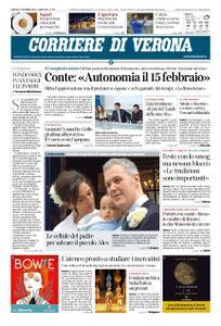 Corriere di Verona – 22 dicembre 2018