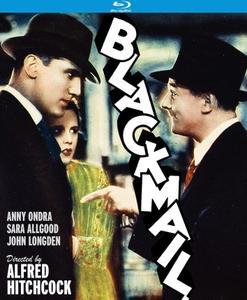 Blackmail (1929) + Extras [w/Commentary]