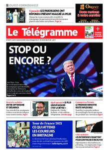 Le Télégramme Ouest Cornouaille – 02 novembre 2020