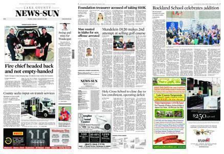 Lake County News-Sun – January 20, 2018