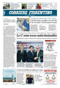 Corriere Fiorentino La Toscana - 11 Aprile 2019