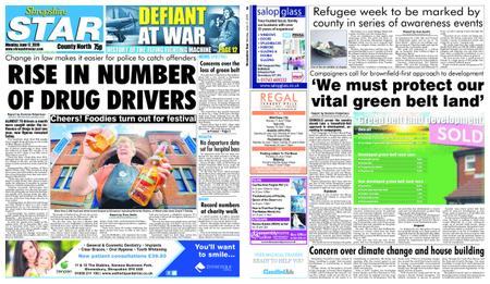 Shropshire Star North County Edition – June 17, 2019