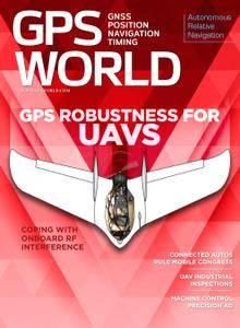 GPS World - April 2016