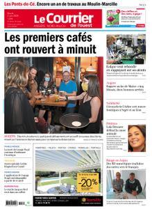 Le Courrier de l'Ouest Angers – 02 juin 2020
